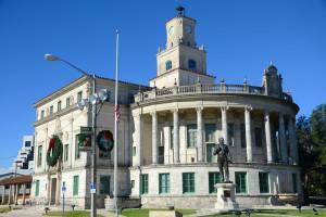Coral Gables City Hall, Miami, Florida, USA