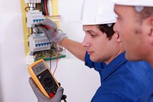 Forty Year Inspection Electrical inspection