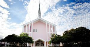 The little Pink Church