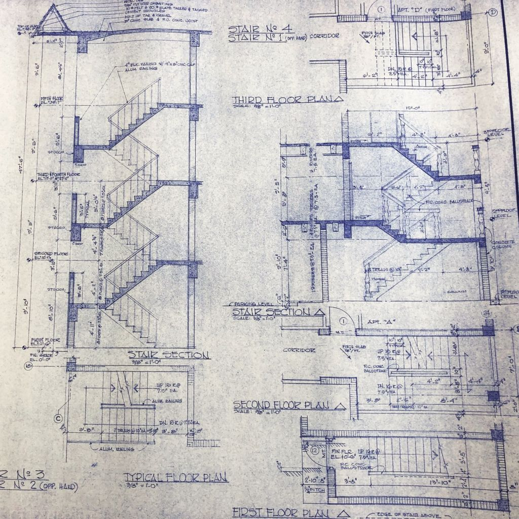 Structural Drawings Souffront Construction